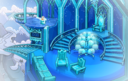 Frozen Party Elsa's Ice Palace during Performance