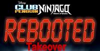 Logo Ninjago Rebooted Takeover