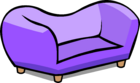 Purple Couch sprite 008