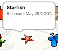StarfishPinStampbook