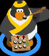 Sushi Master Dance