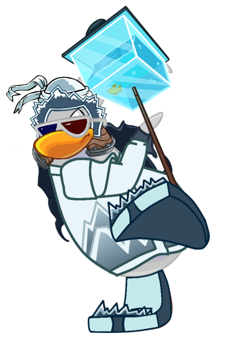 Tra Custom Penguin