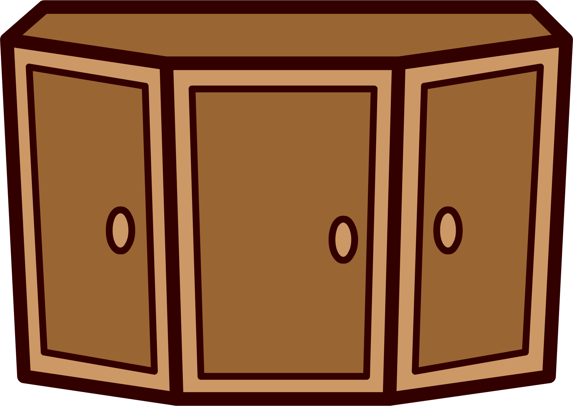 image wood cabinet png club penguin wiki fandom powered by wikia rh clubpenguin wikia com Kitchen Cabinet Clip Art Black and White Upscale Kitchen Cabinets Clip Art