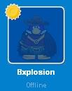 Bxplosion en la Lista de Amigos (corregido)