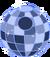 Disfraz de Bola de Disco icono