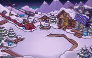 Hollywood Party Ski Village