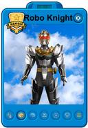 Robo knight playercard