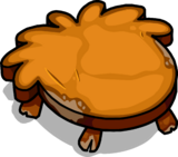 Rustic Puffle Table sprite 003