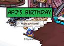Apj's Birthday