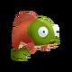 Botín de pesca Mullet rojo