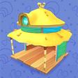 Cabaña de Playa Icono