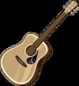 Guitarra de Compositora