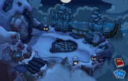 Operation Puffle Snow Dojo