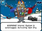 Protobot spin dry