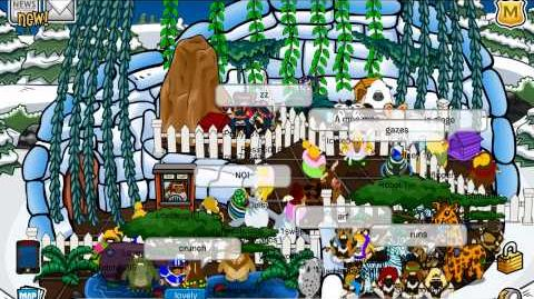 Robot's Club Penguin Zoo