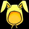 Yellow Bunny Ears icon