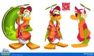Amanda-k-mascots-rookie