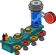 Diner Counter sprite 003