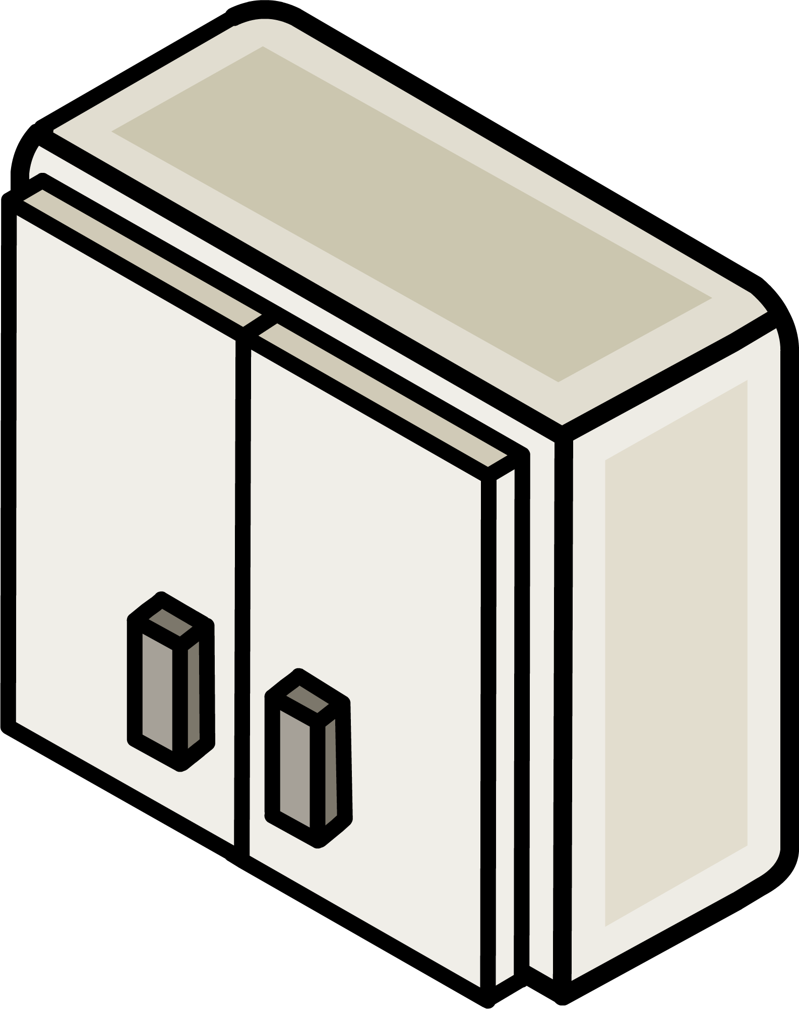 Image - Double Wall Cabinet sprite 005.png | Club Penguin Wiki ...