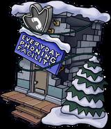 Everyday Phoning Facility exterior holiday 2012