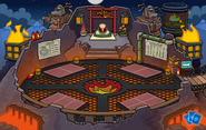 Operation Puffle Fire Dojo