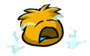 218px-Yellow Puffle Crying