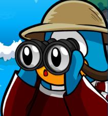 BinocularsPenguin