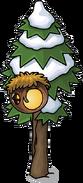 Casas de Árbol Silvestre Pufflística 1