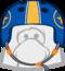 Casco Estrellado icono