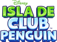 Club Penguin Island Logo ES