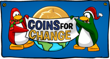 Coins for Change Banner updated icon