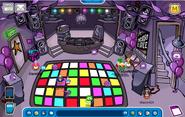 Disco (Fiesta de Puffles 2012)