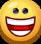 Emoticón Clásico de cara sonriente