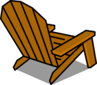 Lounging Deck Chair sprite 006