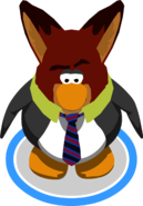 Nick Wilde Mask in-game