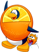 OrangePuffle Custom penguin request 2