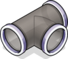 T-joint Puffle Tube sprite 007