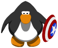 Captain America Shield ingame