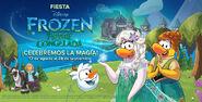 Frozen Congelada 2016 publicidad