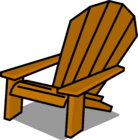 Lounging Deck Chair sprite 002