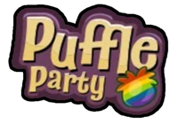 Puffle Party Logo 2013