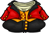 Ring Master Outfit clothing icon ID 4119