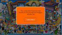 Rip club penguin