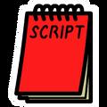 Stage Script icon