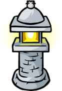 Stone Lantern sprite 001