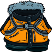Yellow Expedition Jacket clothing icon ID 4254