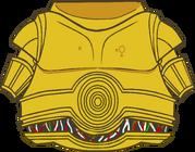 C-3PO Costume icon