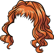 CeCe Hair Cutout