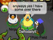 Daffodaily5 (a Ninja): ...de todos modos sí tengo algo allá