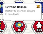 Extreme cannon stamp book